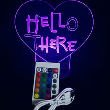 Catwoman LED Sign - Hell Here Batman Returns