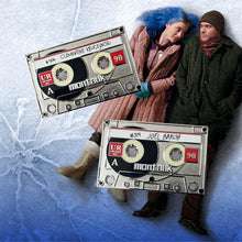 Eternal Sunshine Clementine and Joel Tapes