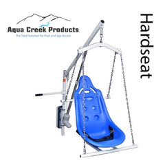 Hard seat aqua creek