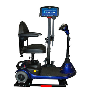 Harmar - Profile - AL160 Scooter Lift - Liberty Medic