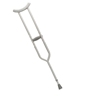 Drive Bariatric Heavy Duty Walking Crutches- Adult- 1 Pair