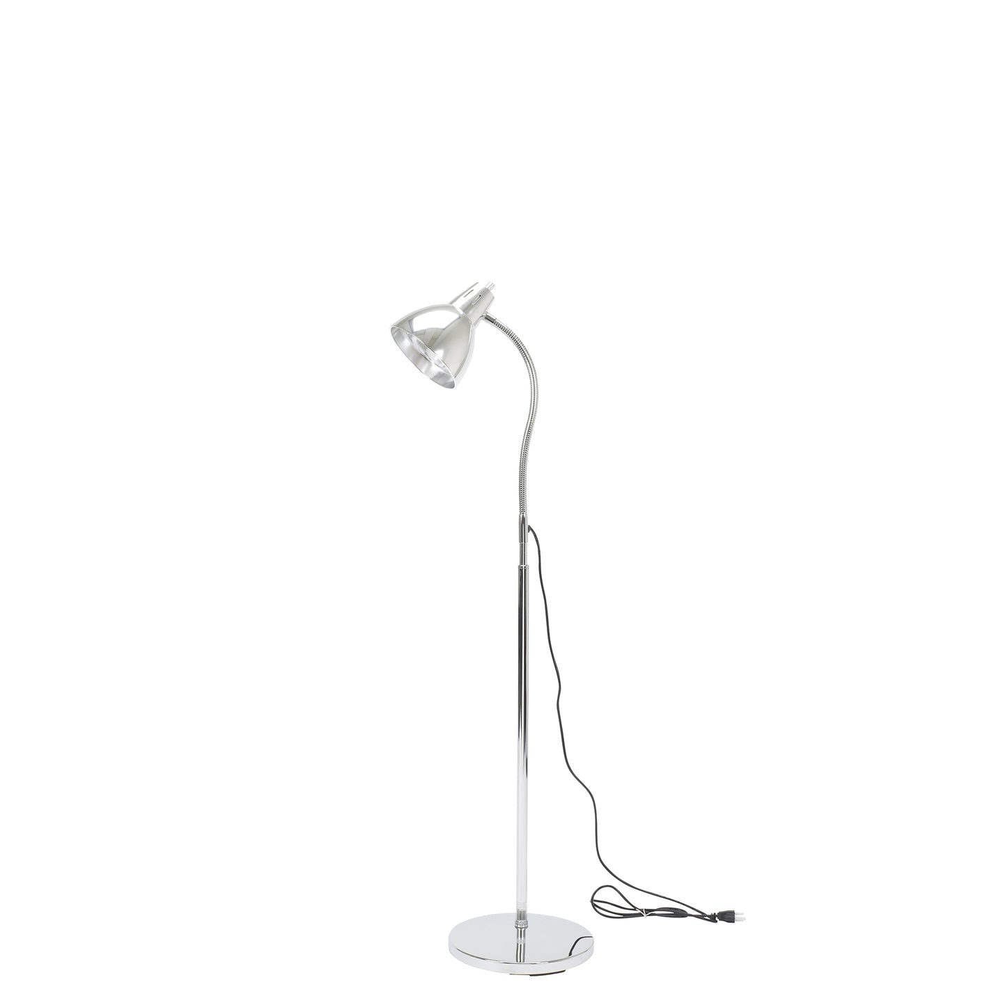 Drive Goose Neck Exam Lamp- Flared Cone Shade