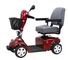 FreeRider FR 168-4S II 4 Wheel Power Scooter - Liberty Medic