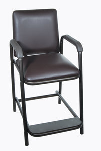 Drive High Hip Chair with Padded Seat