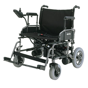 Merits Heavy-Duty Power P182 Wheelchair - Liberty Medic