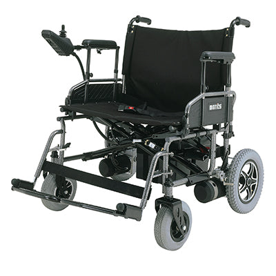 Merits Heavy-Duty Power P181 Wheelchair - Liberty Medic