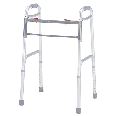 Merits Deluxe Folding Two Button, 4/ctn W121 Walker - Liberty Medic