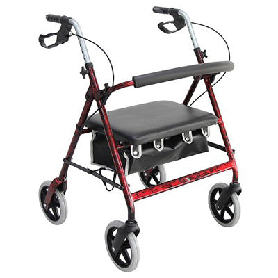Merits Bariatric W467 Walker - Liberty Medic