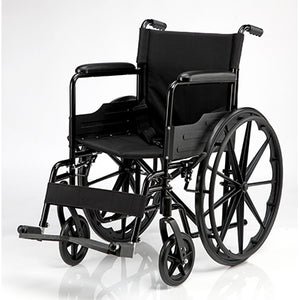 Merits Acadia N211 Wheelchair - Liberty Medic
