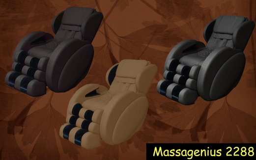 Massagenius 2288 Massage Chair