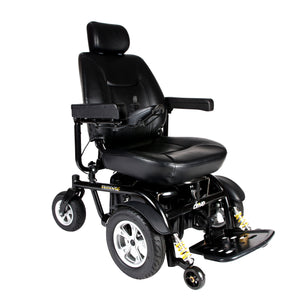 "Drive Trident HD Heavy Duty Power Wheelchair- 22"" Seat"