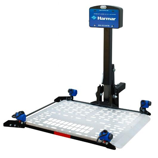 Harmar Fusion AL300 Scooter Lift - Liberty Medic