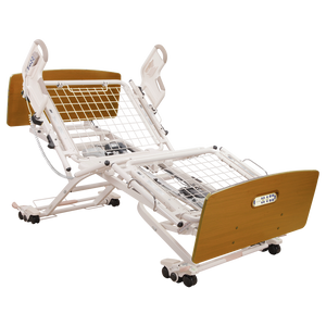 Bed Frame With Grounded Controls XTS350QS - Liberty Medic