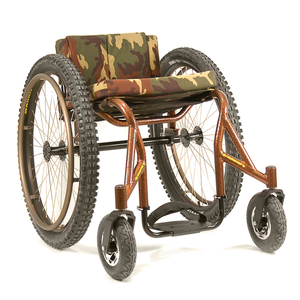 Invacare Top End Crossfire All Terrain Wheelchair CRFAT