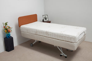 Transfermaster Supernal Reflection Hospital Bed