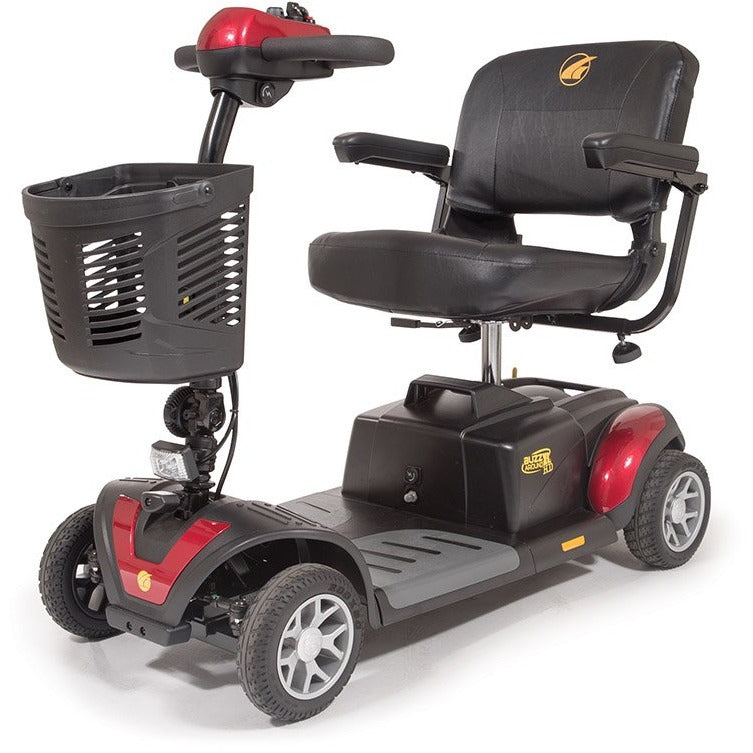 Golden Buzzaround XL-HD - GB117H & GB147H - Scooter - Liberty Medic