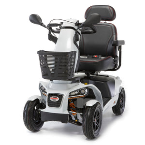 FreeRider FR 1 4 Wheel Power Scooter - Liberty Medic