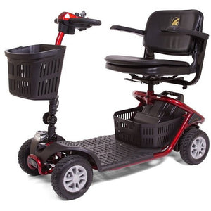Golden - Literider 4-Wheel - GL141D - Liberty Medic