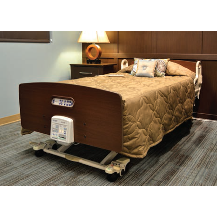 Joerns Dolphincare Integrated Bed System Dlpb Xtacul