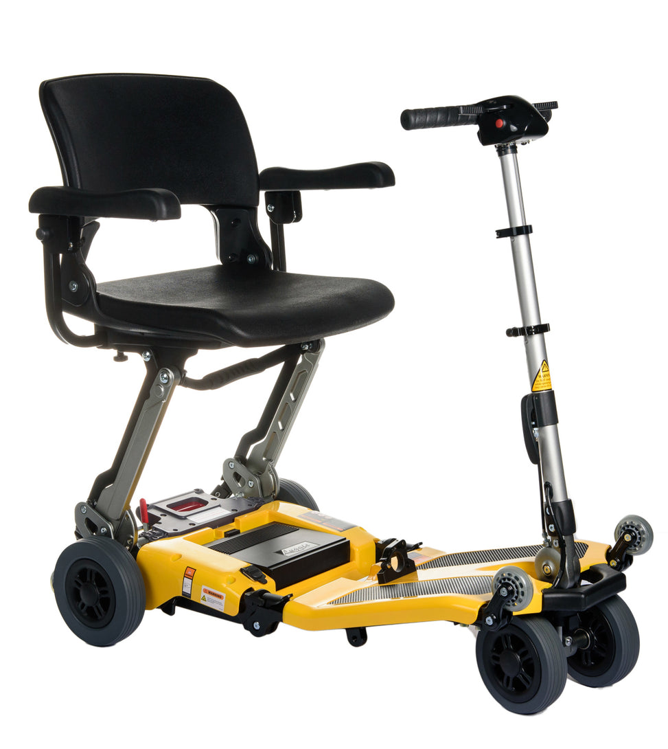 Luggie - Super - 4 Wheel Folding Scooter - Liberty Medic