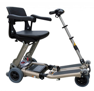 Luggie - Deluxe - 4 Wheel Folding Scooter - Liberty Medic