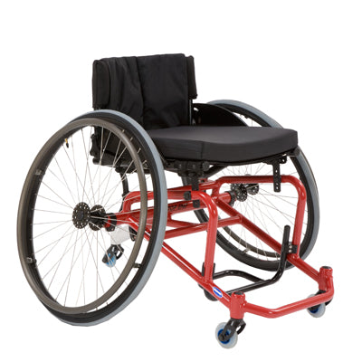 Invacare Pro-2 All Sport Wheelchair w/ Freewheel