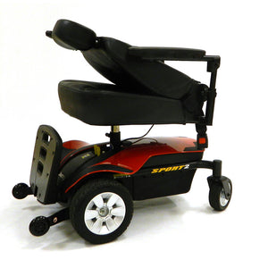 Pride Jazzy-Sport 2- Electric Wheel Chair - Liberty Medic