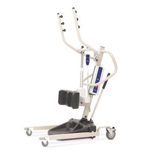 Invacare - Reliant 350 -  Stand-Up Lift with Low Base Review - Liberty Medic