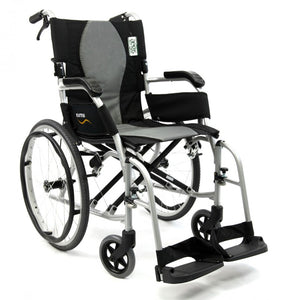 Karman - ERGO FLIGHT - S-2512 – 19.8 lbs Wheelchair - Liberty Medic