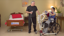 BestCare - BESTSTAND SA182 - ELECTRIC Patient Lift