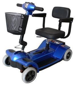Zip'r - Traveler 4 Wheel Scooter - Liberty Medic