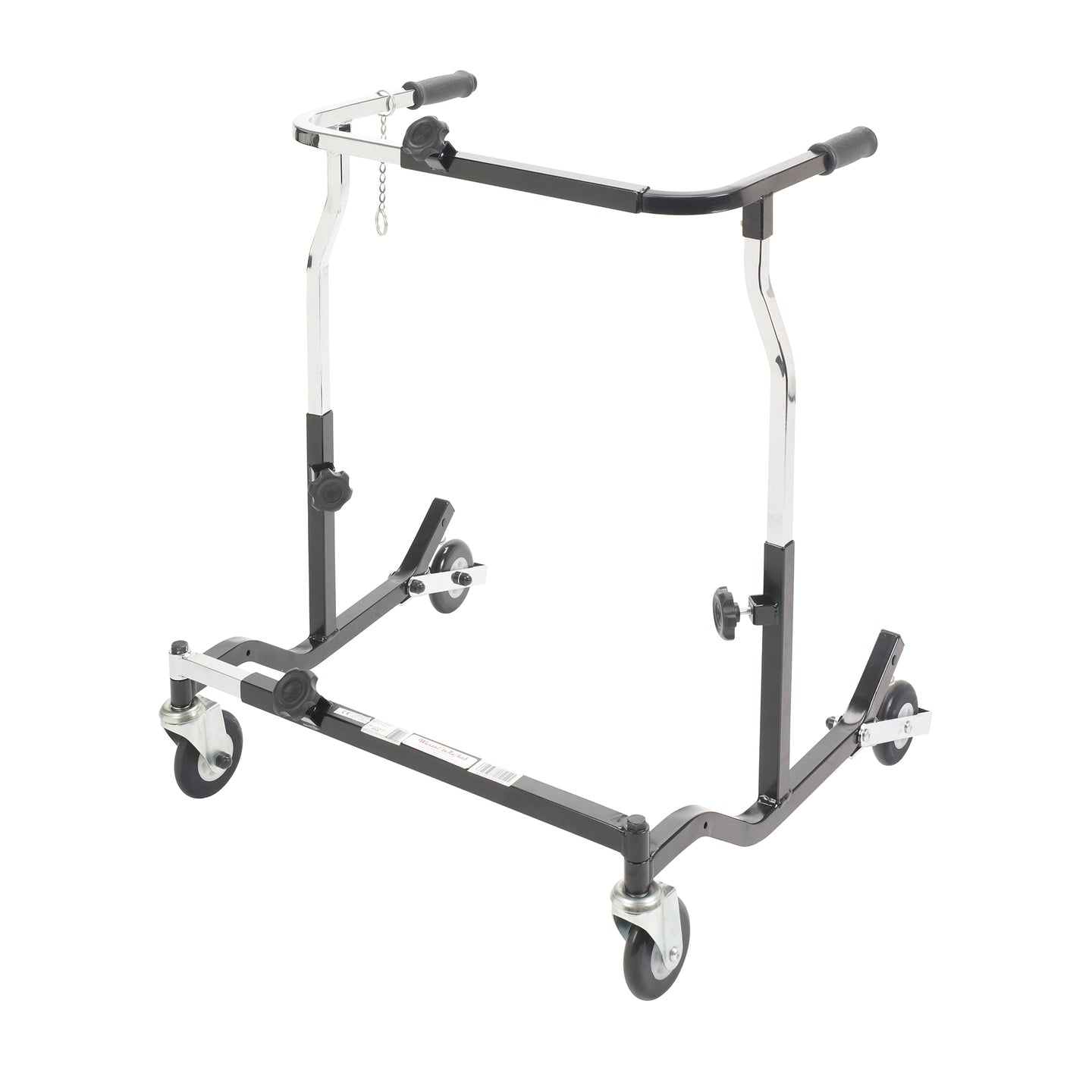 Drive Bariatric Heavy Duty Anterior Safety Roller- 500lbs Weight Capacity
