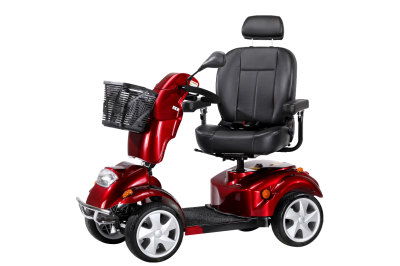 FreeRider FR 510F II 4 Wheel Power Scooter