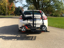 WheelChair Carrier Lift n' Go Electric Lift - Model 210 - Liberty Medic
