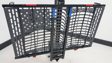 WheelChair Carrier Patriotic Electric Lift - Model US208 - Liberty Medic
