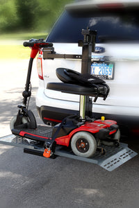 WheelChair Carrier Mini Electric Lift - Model 117 - Liberty Medic
