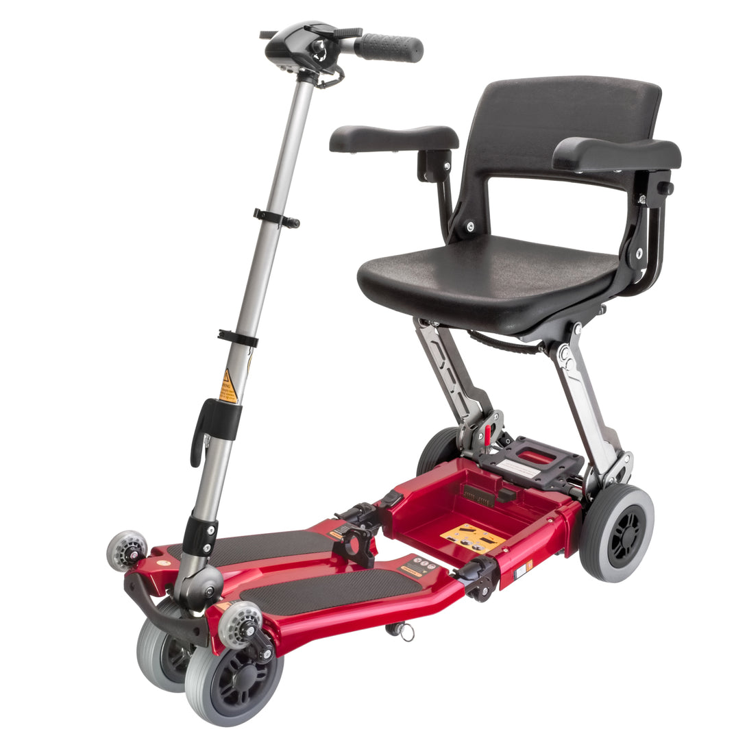 Luggie - Elite - 4 Wheel Folding Scooter - Liberty Medic