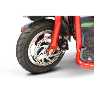E-Wheels 3-Wheel Mini Scooter EW-04 - Liberty Medic