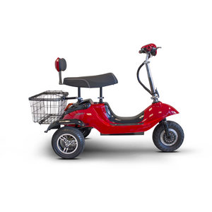 E-Wheels - 3 Wheeled Scooter - EW-19 - Liberty Medic