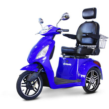 E-Wheels High Power Fast 3 Wheel Mobility Scooter EW-36 Elite - Liberty Medic