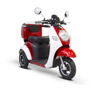 E-Wheels - EW-37 -  Vintage 3 Wheel Scooter - Liberty Medic