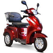 E-Wheels- EW-38 - 3 Wheel Heavy Duty Scooter - Liberty Medic