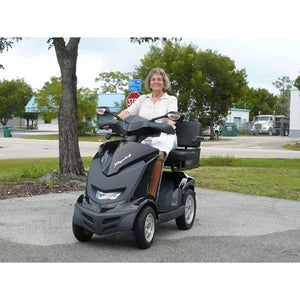 EV Rider Royale 4 Dual - PF7D - Power Scooter - Liberty Medic