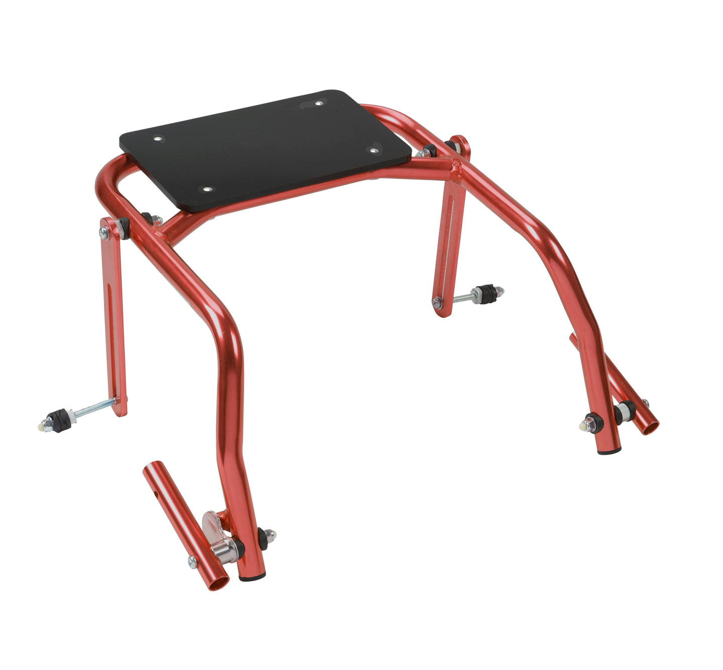 Drive Nimbo 2G Walker Seat Only- Medium- Castle Red