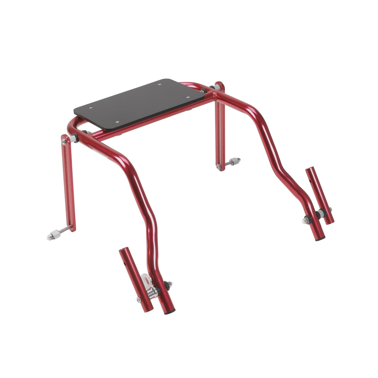 Drive Nimbo 2G Walker Seat Only- Large- Castle Red