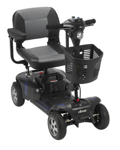 "Drive Phoenix Heavy Duty Power Scooter- 4 Wheel- 18"" Seat"