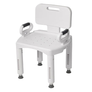 Drive Premium Series Shower Chair with Back and Arms