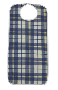 Drive Lifestyle Flannel Bib- Large