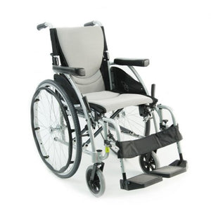 Karman S-ERGO 115 – 25 lbs S-ERGO115Q16RS Wheelchair - Liberty Medic