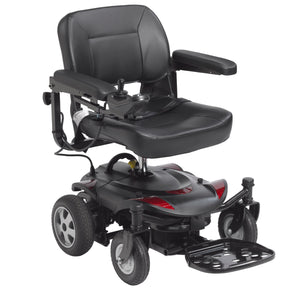 "Drive Titan LTE Power Wheelchair- 18"" Folding Seat"